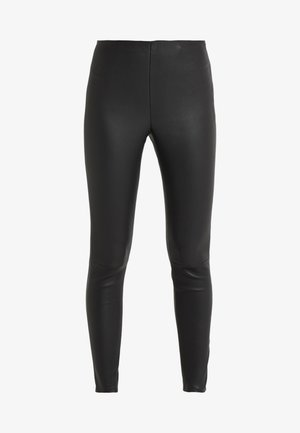 LENA - Leggings - Trousers - black