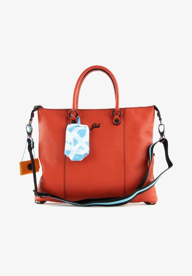 G3 PLUS FLAT - Handbag - tangerine