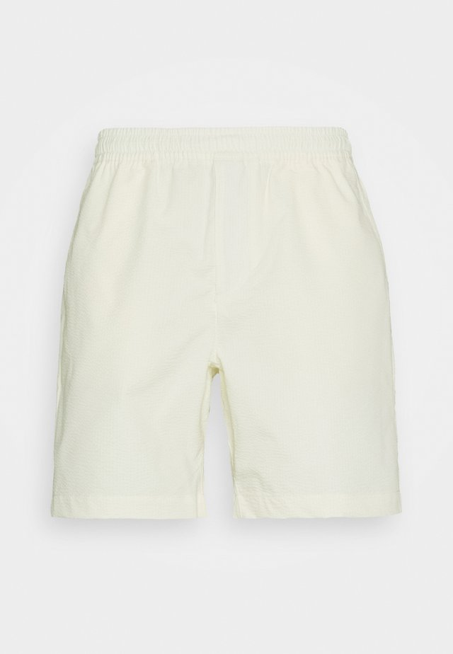 CHINO UNISEX - Shorts - coconut milk