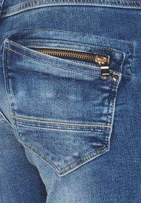 Mos Mosh - WAVE  - Jeans straight leg - blue - 3
