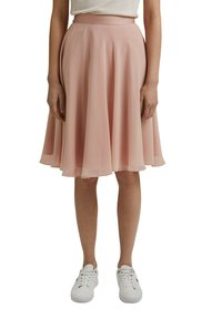 Esprit Collection - A-line skirt - nude - 4