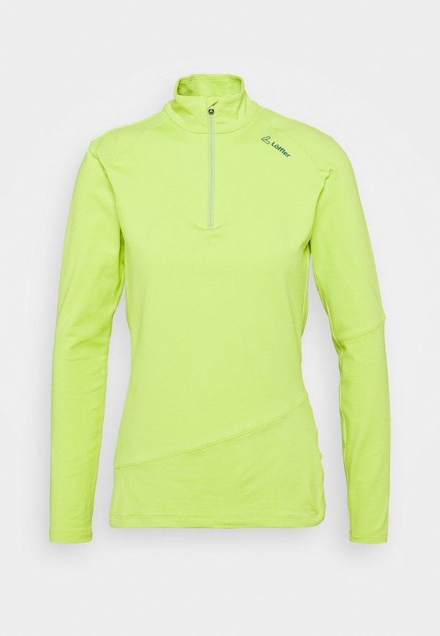 MIDLAYER EVO - Sportshirt - light green