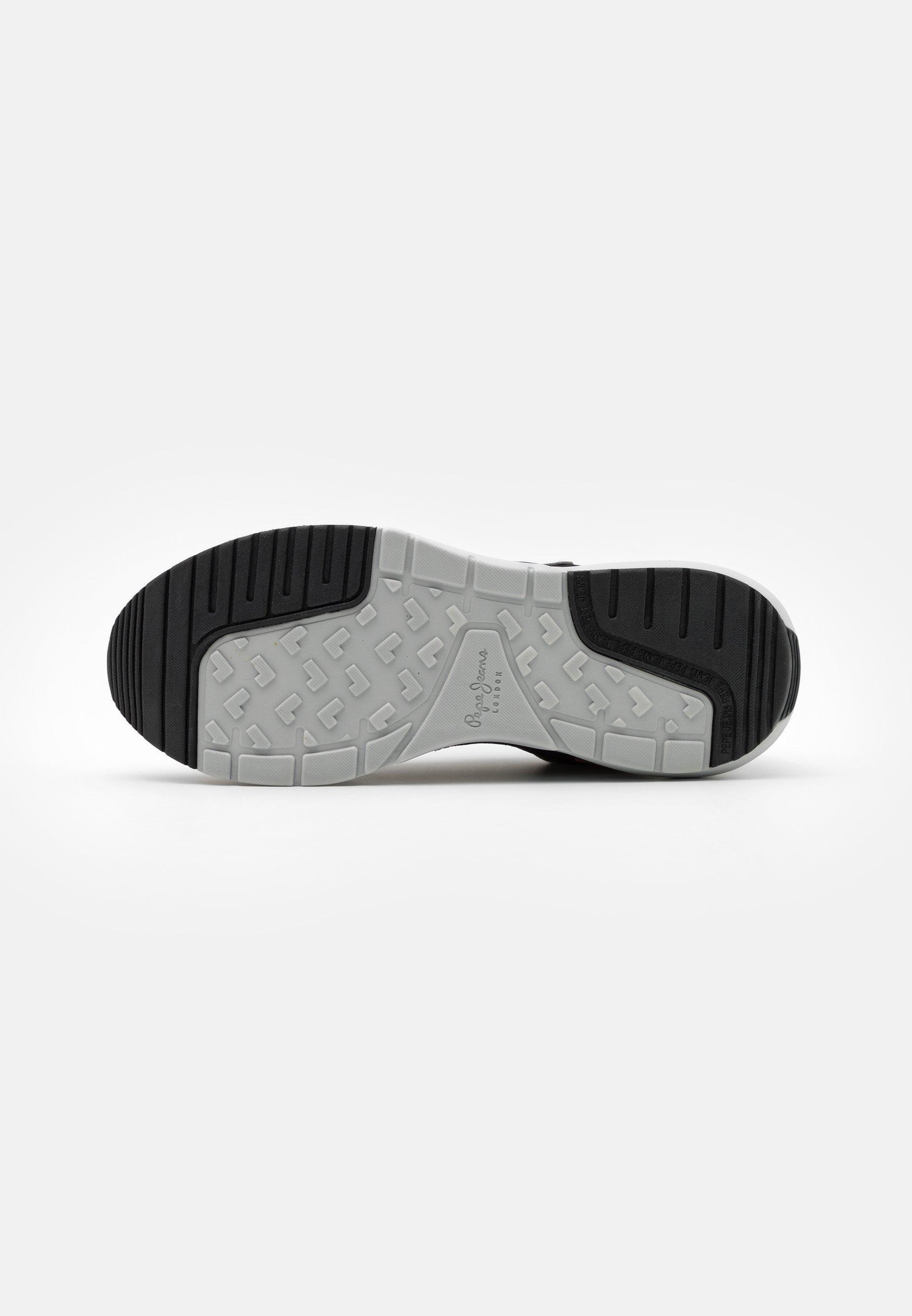 Pepe Jeans PARK AIR SPORT - Sneaker low - black/schwarz - Herrenschuhe zPnSV