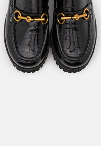 RAID Wide Fit - WIDE FIT EMPIRE - Slippers - black - 5