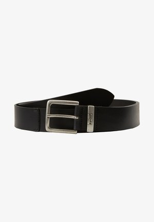 NEW ALBERT PLUS - Belt - regular black