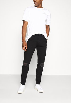 XYLA - Jeans slim fit - black
