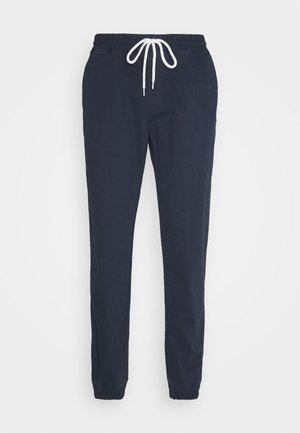 ROCHESTER CUFF PANTS - Broek - dark blue