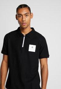 MOROTAI - CASUAL - Sports shirt - black - 3