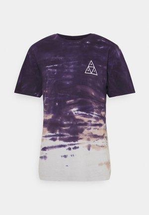 SKY WASH TEE - T-shirt med print - vintage violet