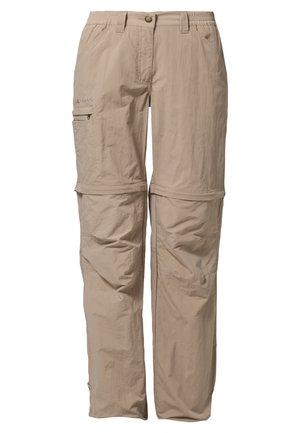 FARLEY IV - Trousers - muddy