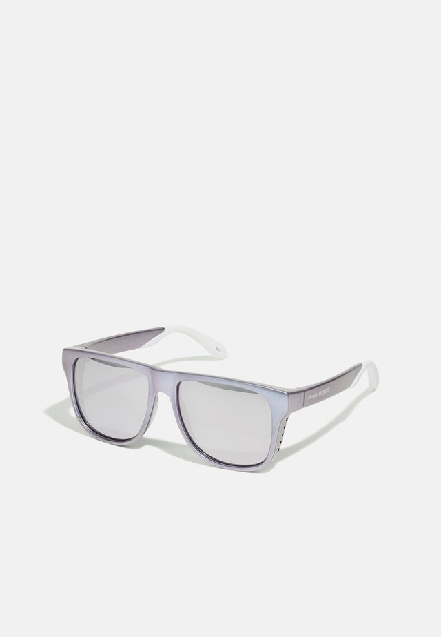 UNISEX - Sunglasses - violet/silver-coloured