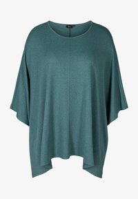 Zizzi - Cape - green - 3