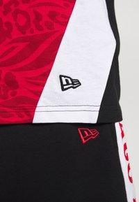 New Era - NBA TANK CHICAGO BULLS - Club wear - red - 5