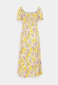 Even&Odd - Day dress - yellow/purple - 1