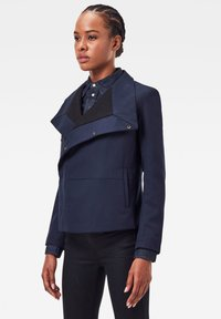 G-Star - SLIM - Light jacket - naval blue - 3