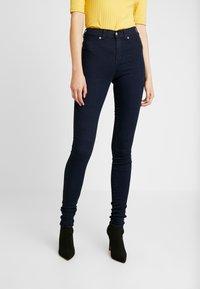 Dr.Denim Tall - Jeans Skinny Fit - darkest blue - 0