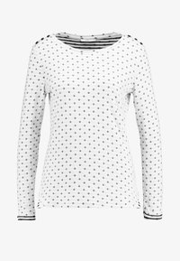 edc by Esprit - DOUBLE - Long sleeved top - off white - 4
