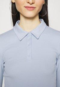Weekday - ERIN - Polo shirt - light blue - 3