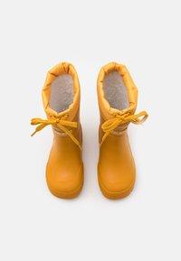 Viking - JOLLY THERMO UNISEX - Stivali da neve  - mustard - 3