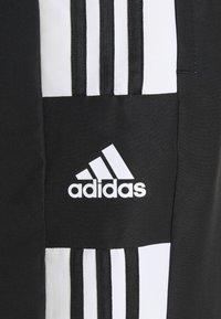 adidas Performance - SQUAD - Pantaloni sportivi - black/white - 2