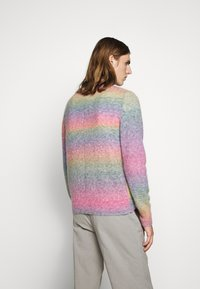 rag & bone - LEON CREW - Jumper - rainbow - 2