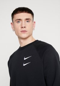 Nike Sportswear - Mikina - black/white - 3