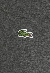 Lacoste - PLUS - Basic T-shirt - gris chine - 2
