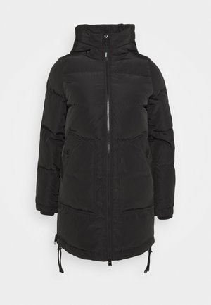 VMOSLO JACKET - Down coat - black