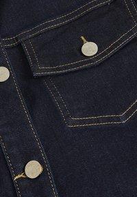 Karen by Simonsen - PERSPECTIVEKB  - Kurtka jeansowa - dark denim blue - 4