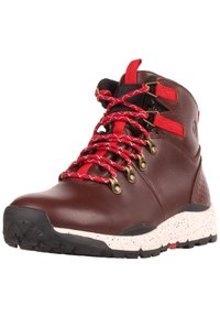 Element - MONDE - Lace-up ankle boots - walnut - 2