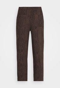 Opus - MAHOLA - Pantalones - black - 3