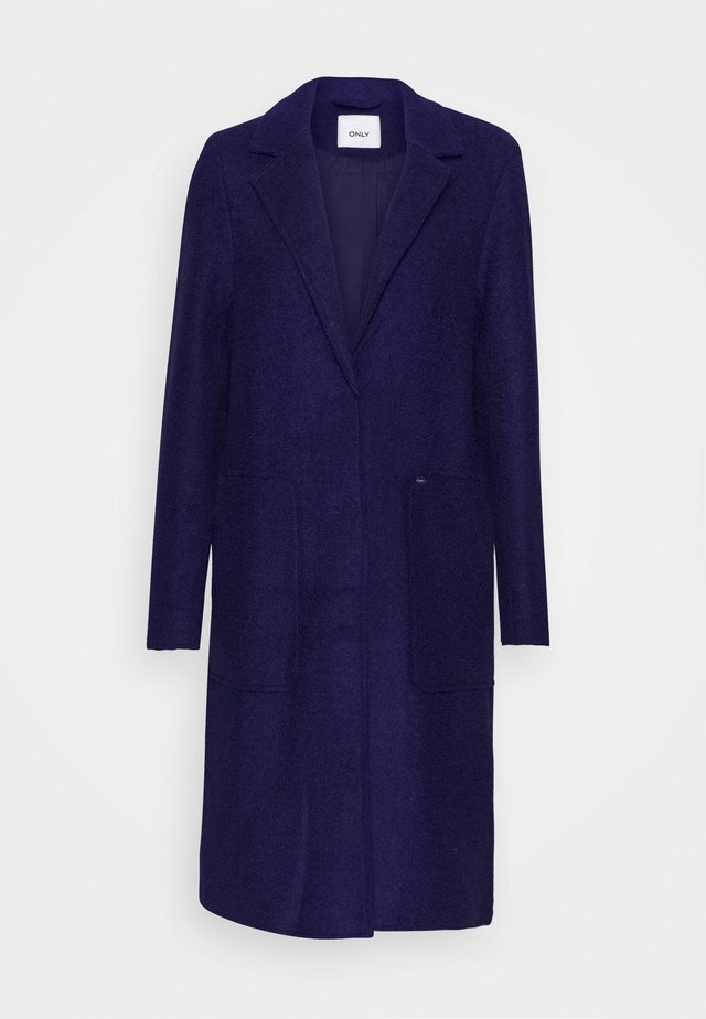 ONLSTACY LONG COAT - Cappotto classico - evening blue