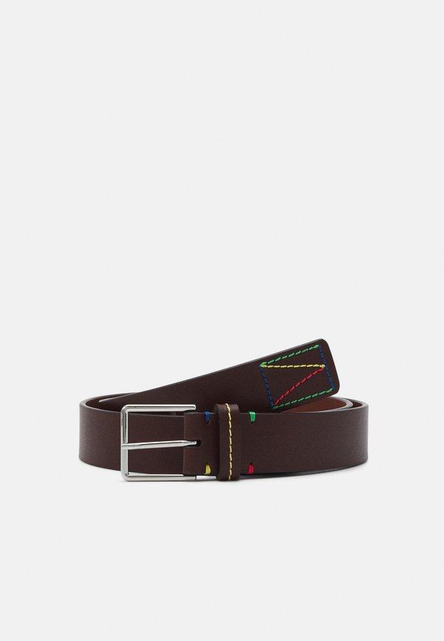 BELT CLASSIC - Pásek - brown