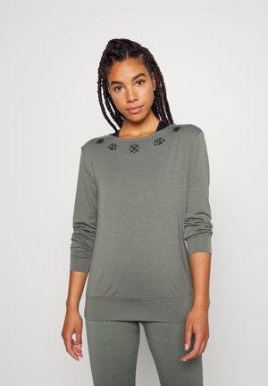 NIDRA - Long sleeved top - khaki