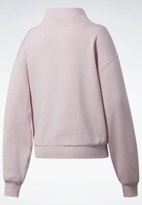 Reebok Classic - Fleece jumper - pink - 5