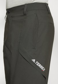 adidas Performance - HIKERELAX PANTS - Trousers - legear - 4