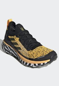 adidas Performance - TERREX TWO TRAIL RUNNING - Løbesko trail - gold - 9