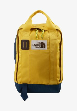 TOTE PACK UNISEX - Rucksack - yellow/blue/teal