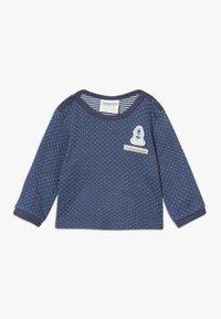 Jacky Baby - COUCOU MON PETIT 3 PACK - T-shirt à manches longues - light blue - 3