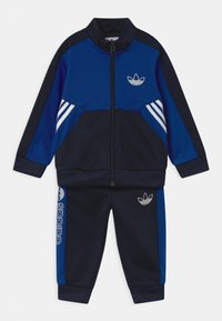 adidas Originals - SET UNISEX - Survêtement - blue - 0