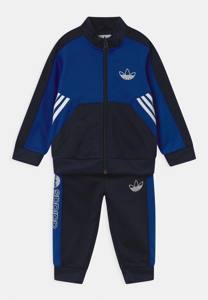 adidas Originals - SET UNISEX - Survêtement - blue