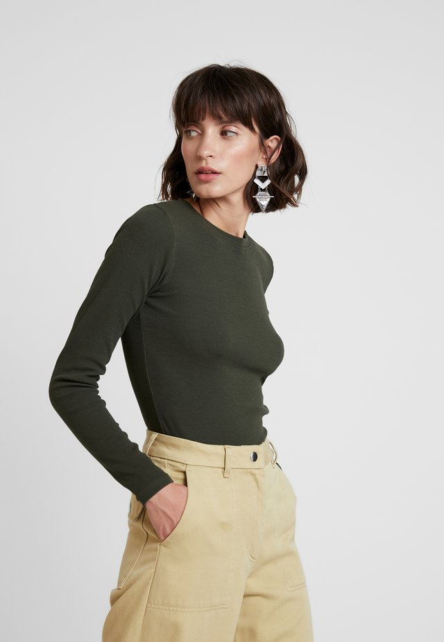 ALEXA - Long sleeved top - deep depths