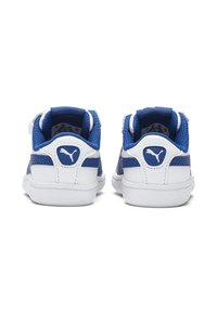 Puma - Baby shoes - white-lapis blue - 3