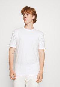 Newport Bay Sailing Club - CORE 3 PACK - T-shirt - bas - navy/white/light pink - 4