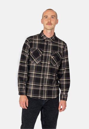 Overhemd - black / charcoal ii