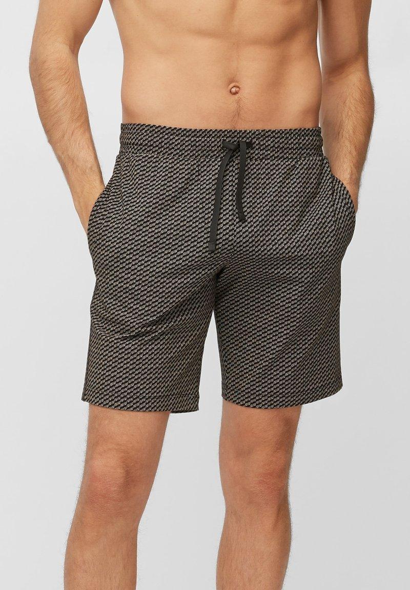 Marc O'Polo - Pyjama bottoms - schwarz