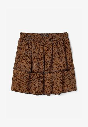 A-line skirt - thrush