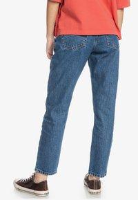 Quiksilver - Straight leg jeans - medium blue - 3