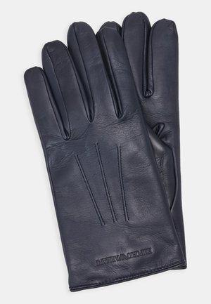 Gloves - blu notte