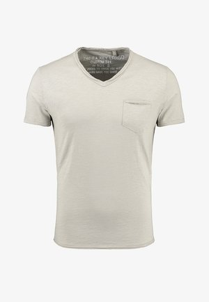MT WATER - Basic T-shirt - dove grey